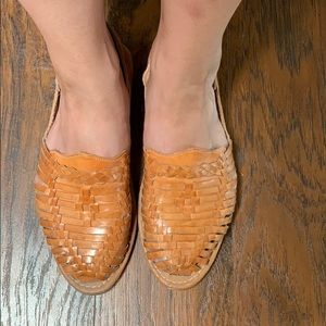 Authentic Mexican Huarache sandals
